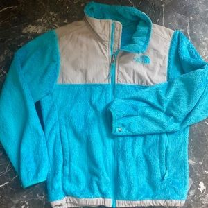 North Face Osito Zip Up